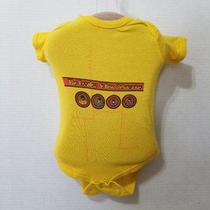 The Beatles bodysuit 18 Months Yellow Submarine